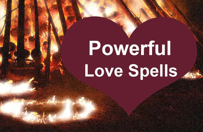 Powerful Love Spell